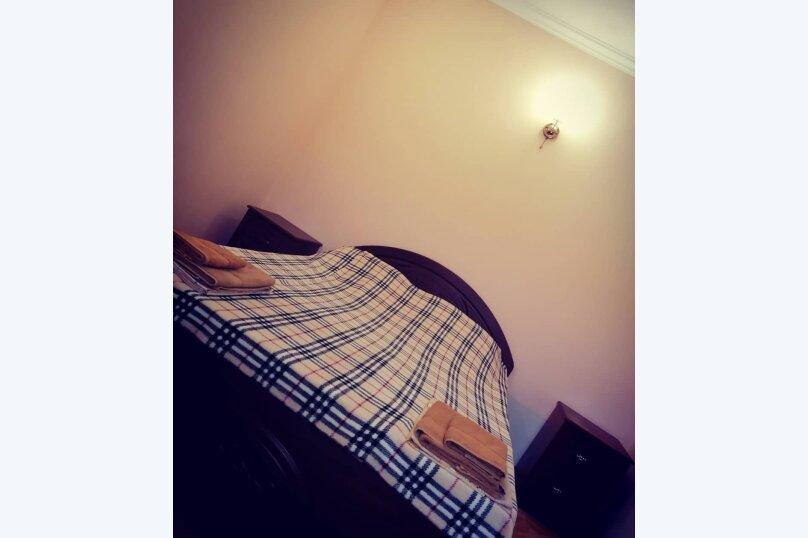 2-х местный с двуспальной кроватью, мкр. Ореховая роща, 3, Джубга - Фотография 1
