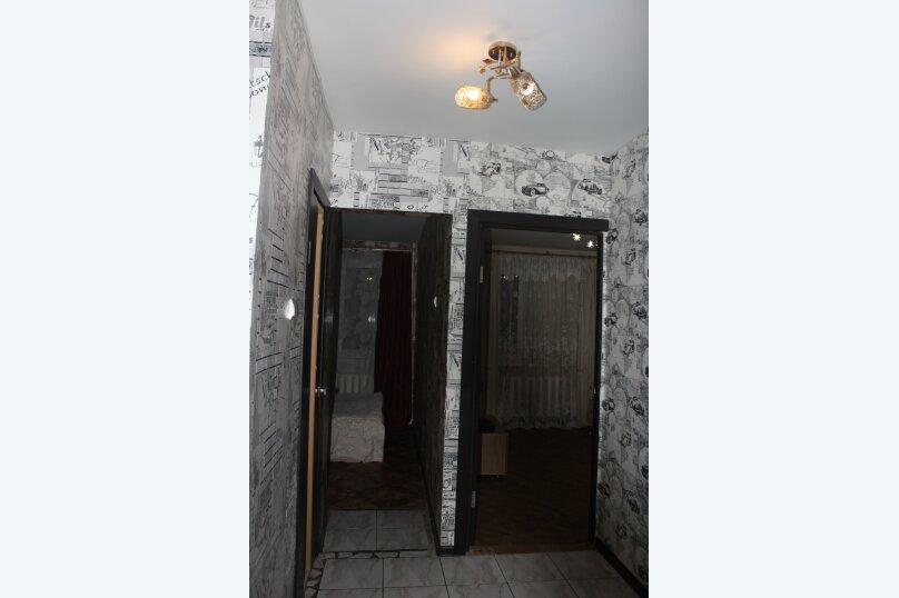 2-комн. квартира, 36 кв.м. на 4 человека, Окатовая улица, 10, Владивосток - Фотография 6