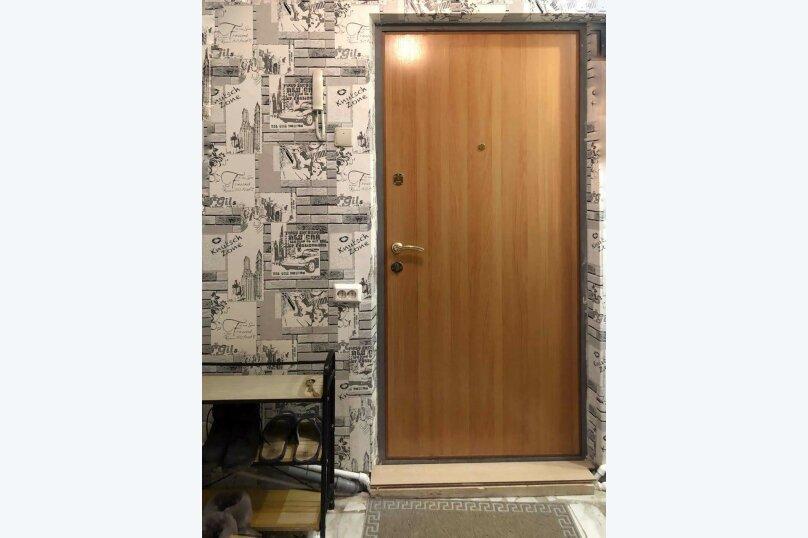 2-комн. квартира, 36 кв.м. на 4 человека, Окатовая улица, 10, Владивосток - Фотография 7