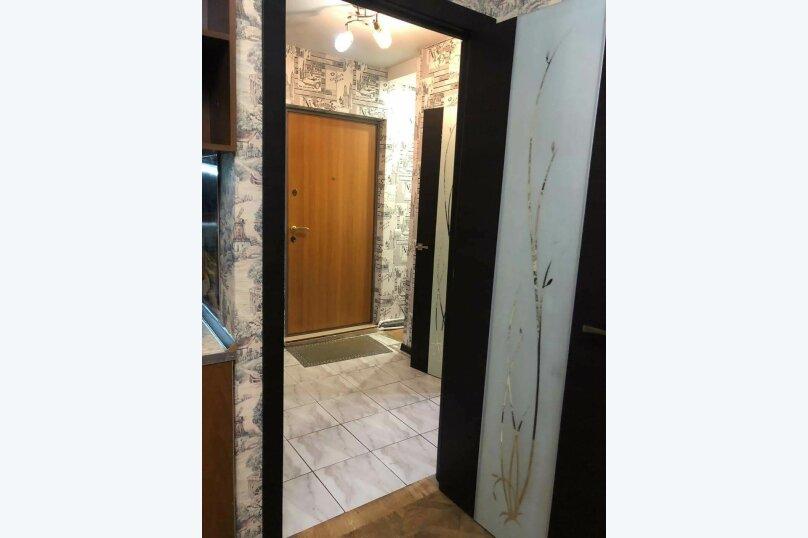 2-комн. квартира, 36 кв.м. на 4 человека, Окатовая улица, 10, Владивосток - Фотография 9