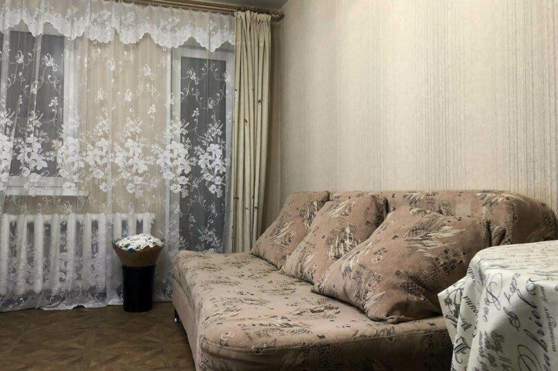 2-комн. квартира, 36 кв.м. на 4 человека, Окатовая улица, 10, Владивосток - Фотография 10