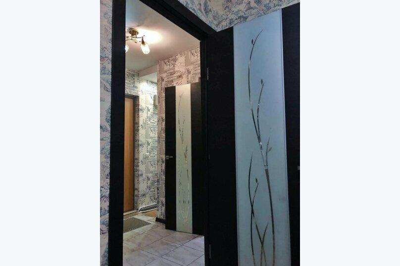2-комн. квартира, 36 кв.м. на 4 человека, Окатовая улица, 10, Владивосток - Фотография 11