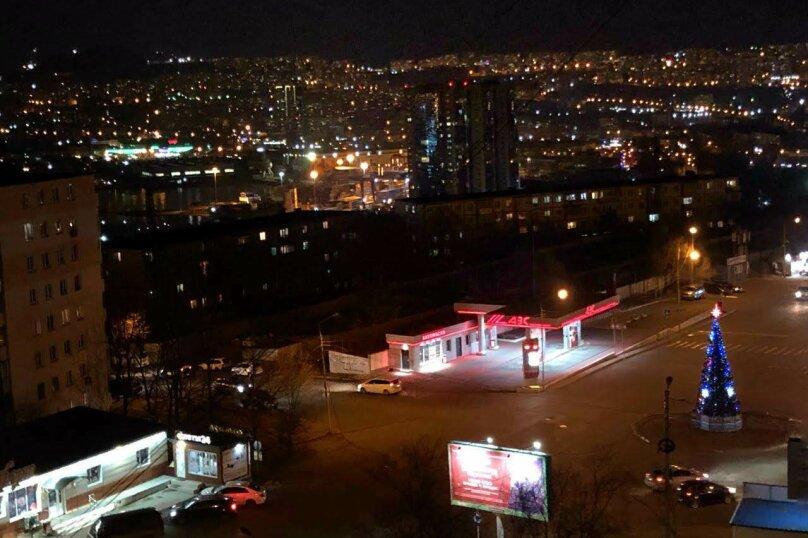 2-комн. квартира, 36 кв.м. на 4 человека, Окатовая улица, 10, Владивосток - Фотография 20