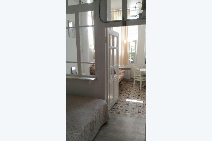 2-комн. квартира, 60 кв.м. на 6 человек, Красномаякская, 7, Симеиз - Фотография 5