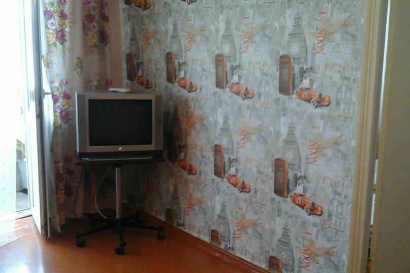 2-комн. квартира, 45 кв.м. на 4 человека, набережная Адмирала Серебрякова, 61, Новороссийск - Фотография 7