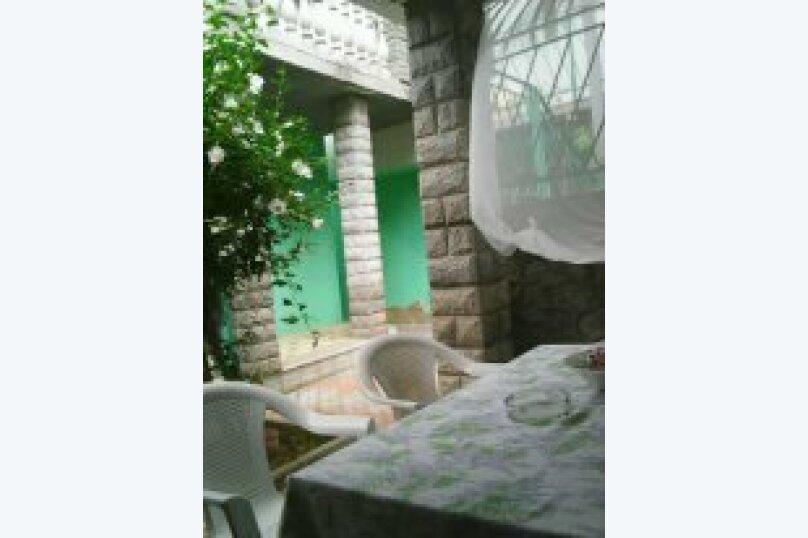 Дом 3ком1проходная10мин пляж,кухня,кондиционер,парковка, 100 кв.м. на 7 человек, 3 спальни, Таврическая улица, 36, Алушта - Фотография 7