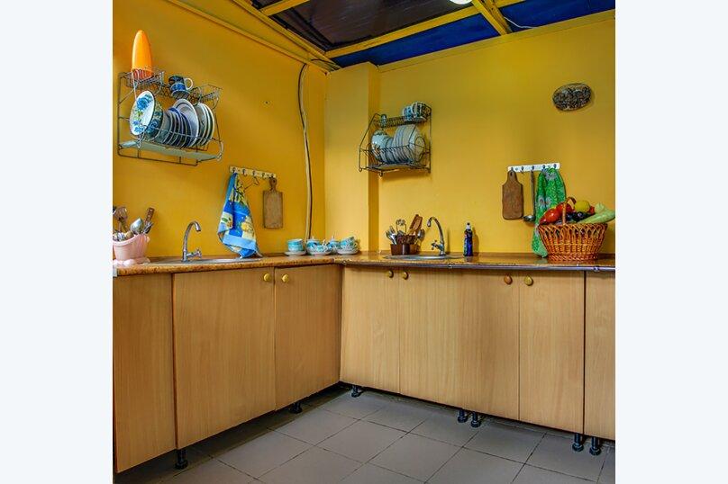 Дом, 85 кв.м. на 10 человек, 4 спальни, Качинское шоссе, 22, посёлок Орловка, Севастополь - Фотография 18