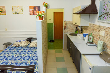 1-комн. квартира, 24 кв.м. на 3 человека, улица Энгельса, 24, Феодосия - Фотография 1