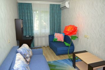 2-комн. квартира, 45 кв.м. на 4 человека, улица Вересаева, 1, Феодосия - Фотография 1