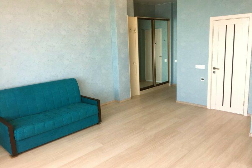 1-комн. квартира, 53 кв.м. на 4 человека, Севастопольское шоссе, 1Д, Гаспра - Фотография 7
