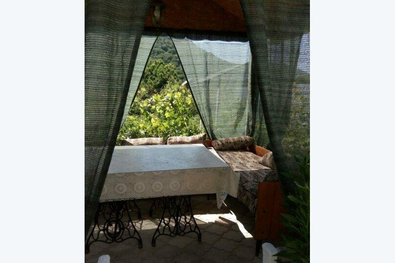 Загородный дом для путешественников на машине, 45 кв.м. на 4 человека, 2 спальни, ТО Сурож, уч 15, Судак - Фотография 6