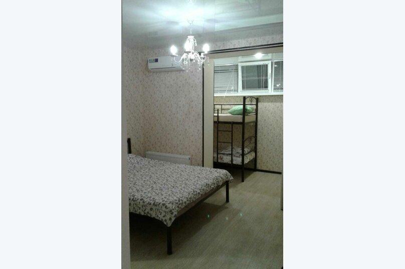 3-комн. квартира на 10 человек, улица Циолковского, 10 а, Феодосия - Фотография 7
