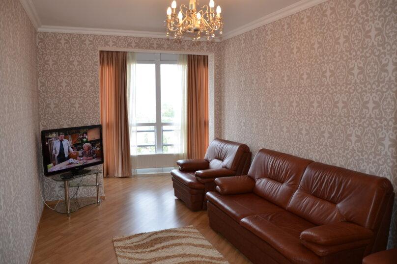 3-комн. квартира, 99 кв.м. на 8 человек, переулок Богдана Хмельницкого, 8, Адлер - Фотография 17