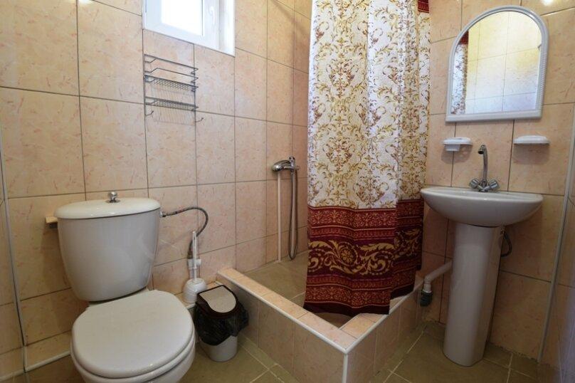 Трехместный номер (2 этаж), улица Гагарина, 26, Кучугуры - Фотография 4