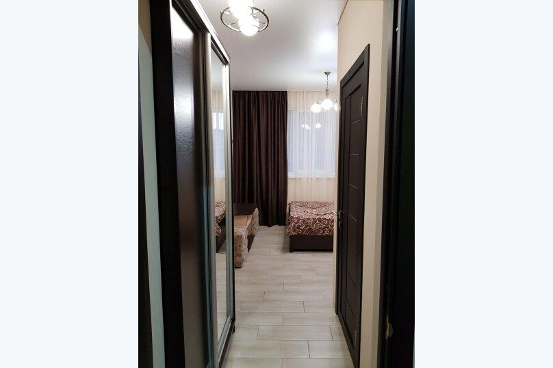 2х местный с дополнительным местом на 1этаже, улица Одоевского, 1, Лазаревское - Фотография 10