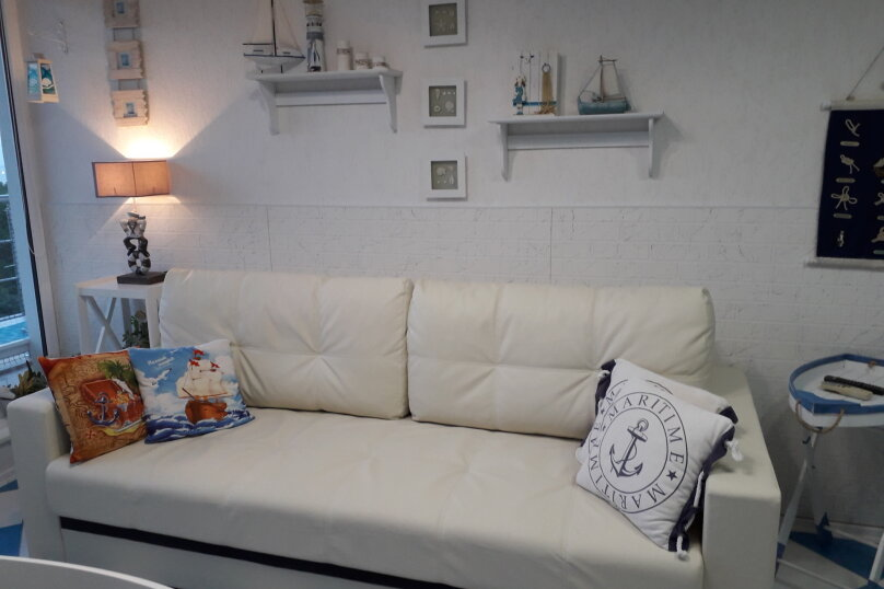 2-комн. квартира, 56 кв.м. на 4 человека, Перекопская улица, 4В, Алушта - Фотография 32
