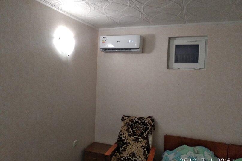 Дом, 30 кв.м. на 4 человека, 2 спальни, улица мартынова, 35, Морское - Фотография 19