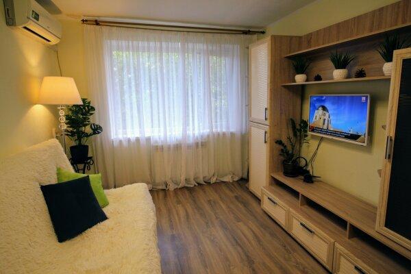 2-комн. квартира, 44 кв.м. на 4 человека, Ленина, 130, Коктебель - Фотография 1