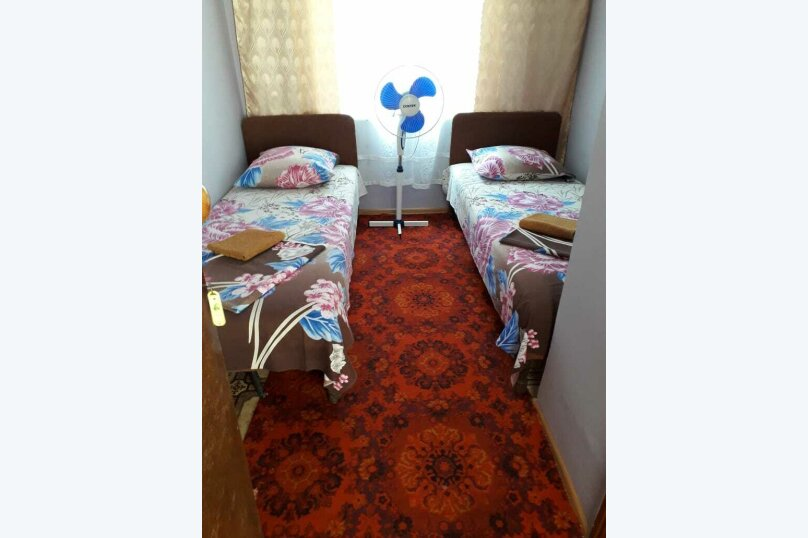 2-х местный номер, улица Чкалова, 11, Джубга - Фотография 1