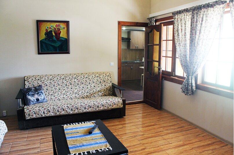 Гостевой дом , 50 кв.м. на 5 человек, 2 спальни, Центральная, 15-б, Олонец - Фотография 19