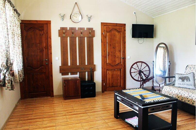 Гостевой дом , 50 кв.м. на 5 человек, 2 спальни, Центральная, 15-б, Олонец - Фотография 23