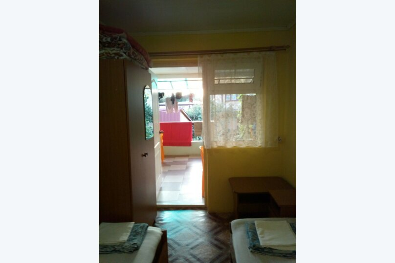 Трехместныйй номер эконом, Новая улица, 19, Кабардинка - Фотография 1