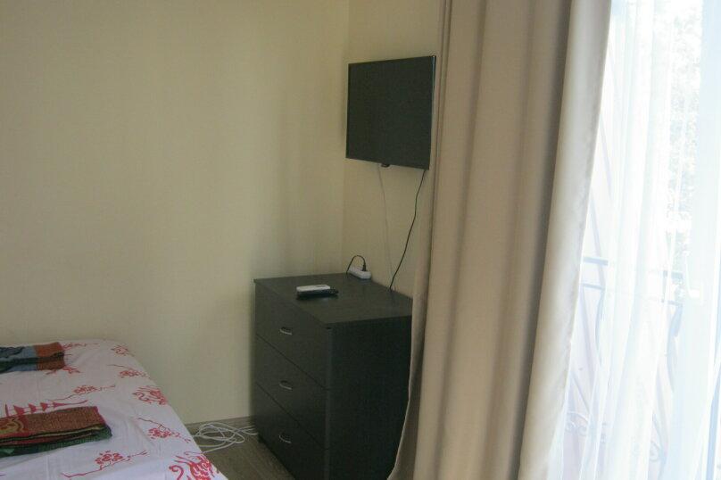 3-х этажный коттедж в центре Симеиза, 40 кв.м. на 4 человека, 2 спальни, Советская улица, 58, Симеиз - Фотография 9