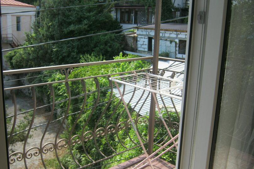 3-х этажный коттедж в центре Симеиза, 40 кв.м. на 4 человека, 2 спальни, Советская улица, 58, Симеиз - Фотография 11
