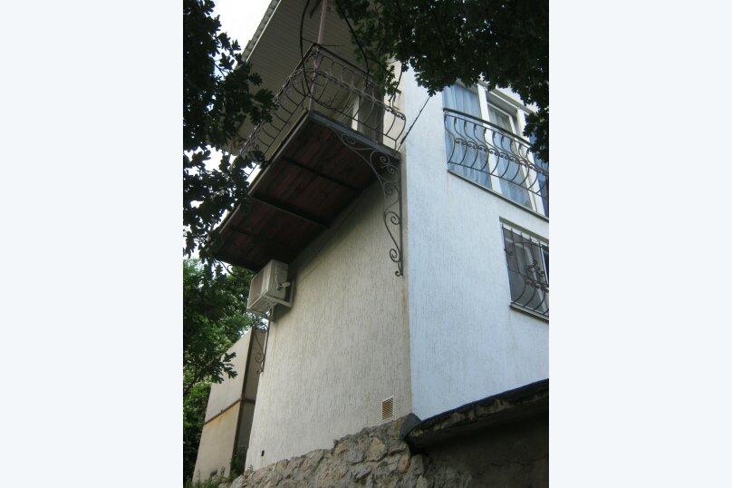 3-х этажный коттедж в центре Симеиза, 40 кв.м. на 4 человека, 2 спальни, Советская улица, 58, Симеиз - Фотография 14