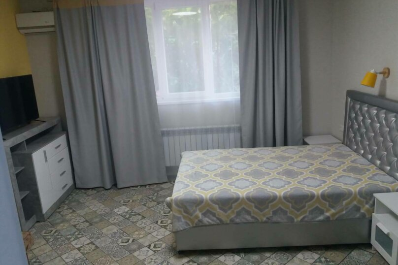 1-комн. квартира, 25 кв.м. на 3 человека, улица Горького, 62, Алушта - Фотография 1