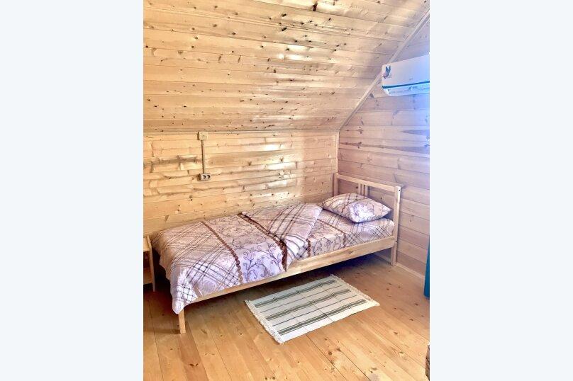 Коттедж Лазурный, 96 кв.м. на 9 человек, 3 спальни, Прибрежная улица, 75, Голубицкая - Фотография 11