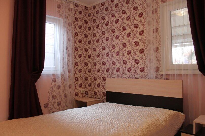 Дом с зоной отдыха, 36 кв.м. на 4 человека, 2 спальни, Кропоткина, 39, Ейск - Фотография 4
