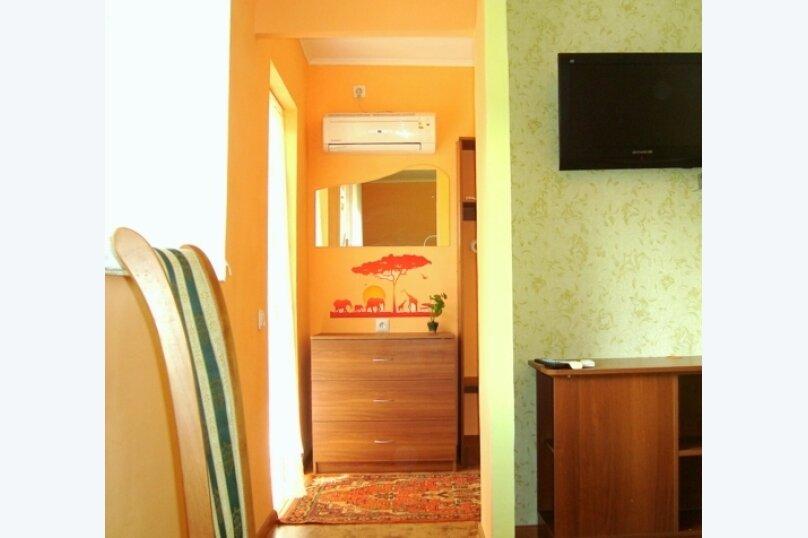 Дом с зоной отдыха, 36 кв.м. на 4 человека, 2 спальни, Кропоткина, 39, Ейск - Фотография 7