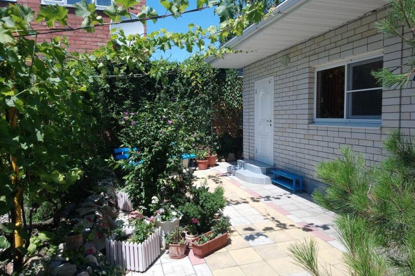 Дом с зоной отдыха, 36 кв.м. на 4 человека, 2 спальни, Кропоткина, 39, Ейск - Фотография 1