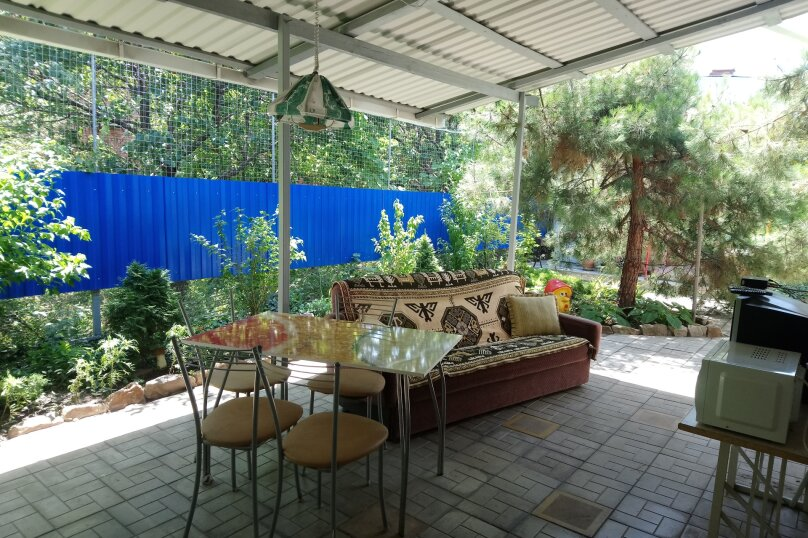 Дом с зоной отдыха, 36 кв.м. на 4 человека, 2 спальни, Кропоткина, 39, Ейск - Фотография 13