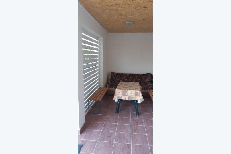 Частный дом 1 комнатный, 30 кв.м. на 4 человека, 1 спальня, Сурожская, 13, Судак - Фотография 9