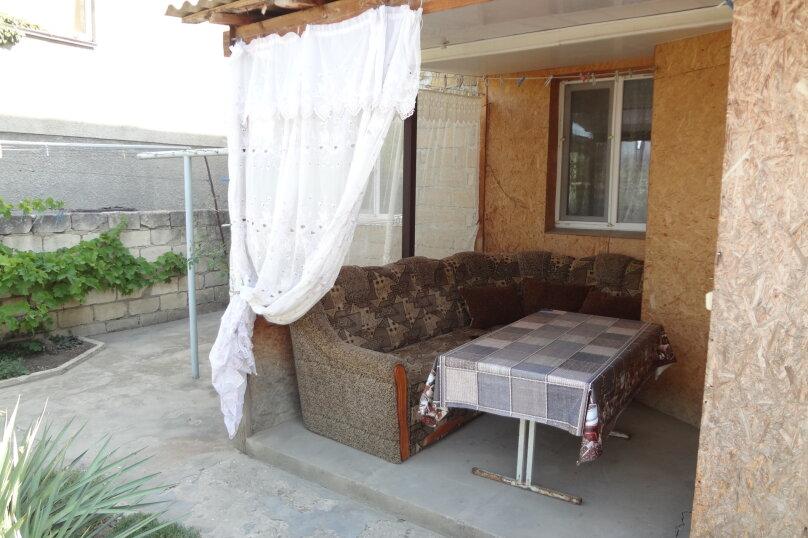 Сдаётся уютный и комфортный дом, 80 кв.м. на 8 человек, 2 спальни, улица Инициативных, 79, квартал Суук-Су, Судак - Фотография 19