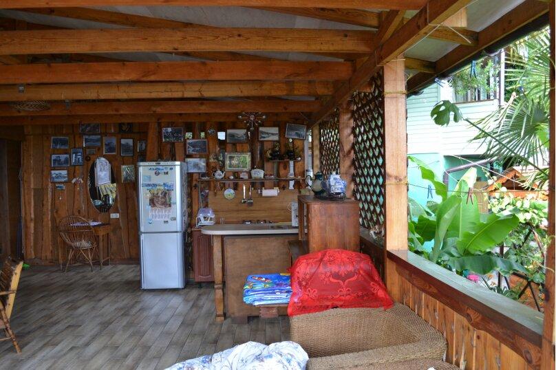 Отдельная комната, переулок Чехова, 3, Гурзуф - Фотография 2