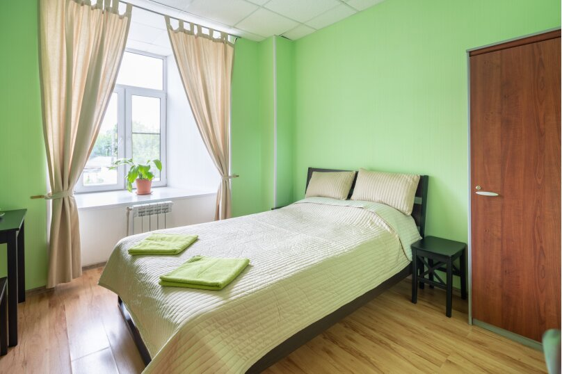 Двухместный номер Дабл (одна большая кровать), Советская улица, 20, Нижний Новгород - Фотография 1