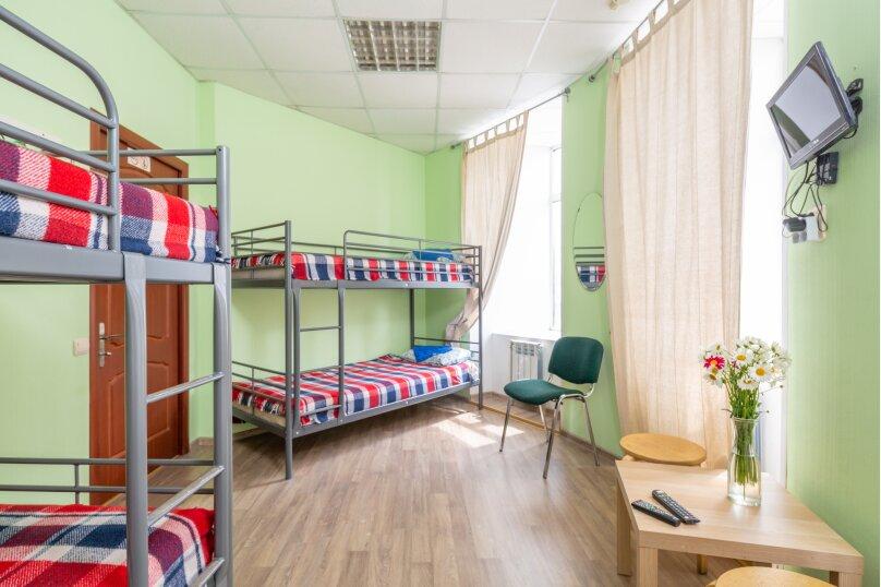 Койко место в 4-х местном номере, Советская улица, 20, Нижний Новгород - Фотография 1