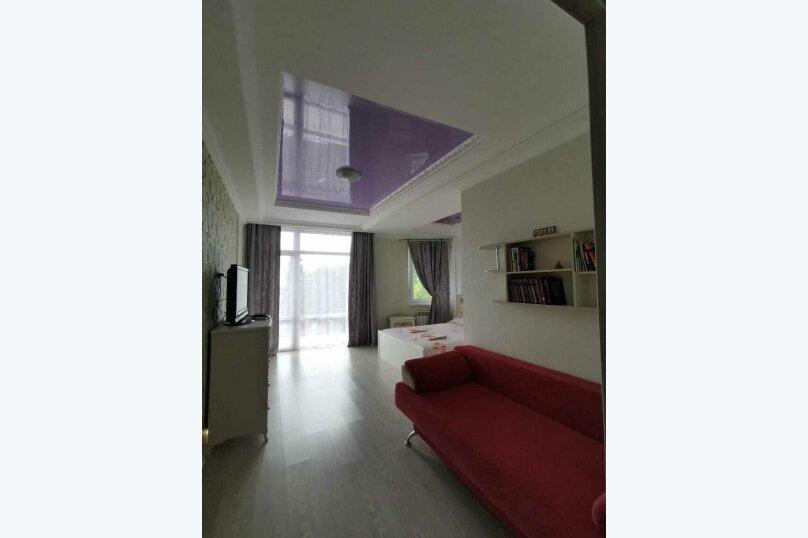 """Гостевой дом """"Tikhiy Ugolok"""", улица Мориса Тореза, 3 на 4 комнаты - Фотография 61"""