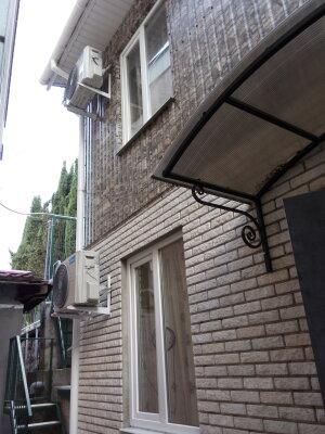 1-комн. квартира, 24 кв.м. на 3 человека, Ленинградская улица, 13А, Ялта - Фотография 1