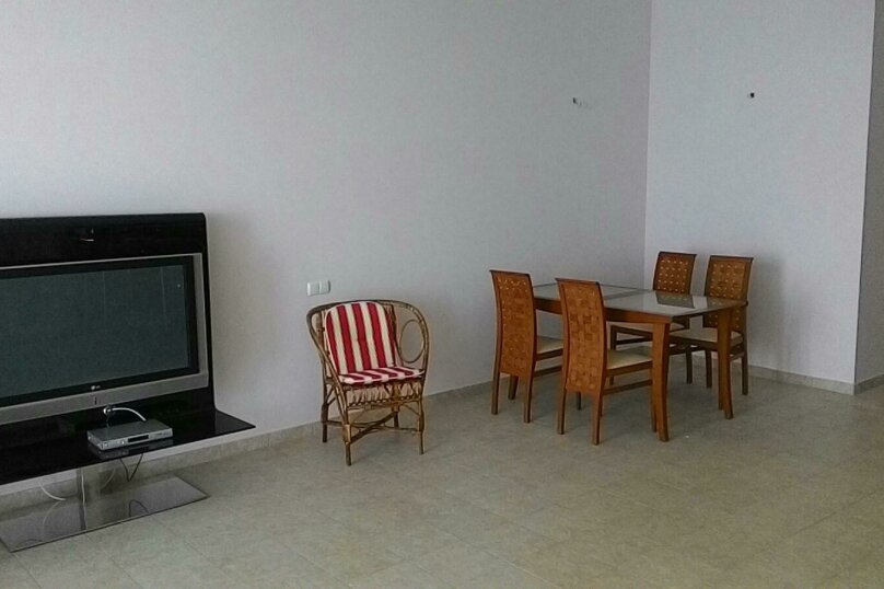 2-комн. квартира, 80 кв.м. на 6 человек, улица Мориса Тореза, 5, Ялта - Фотография 6