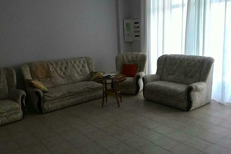 2-комн. квартира, 80 кв.м. на 6 человек, улица Мориса Тореза, 5, Ялта - Фотография 8