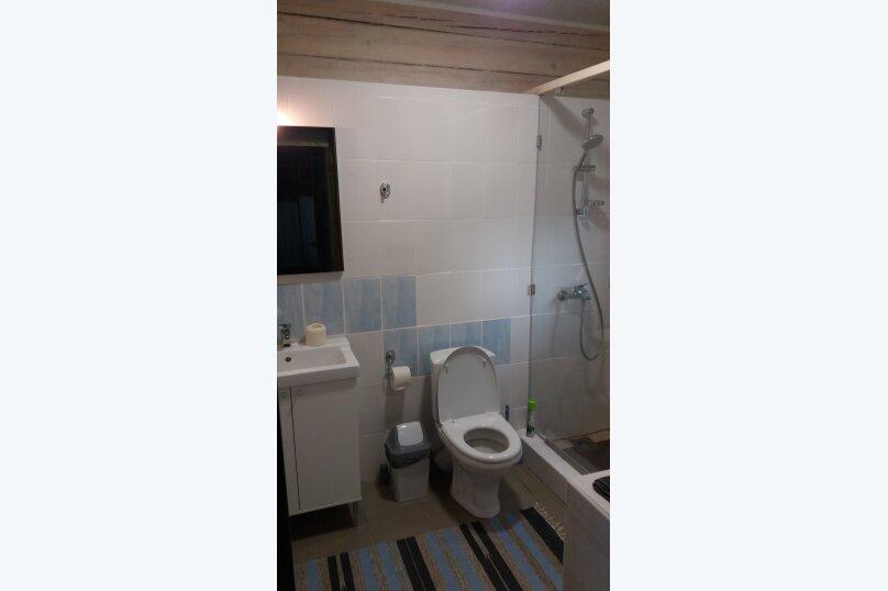 Шале с камином для семейного отдыха, 60 кв.м. на 2 человека, 2 спальни, 40 лет Октября, 10, Таватуй - Фотография 16