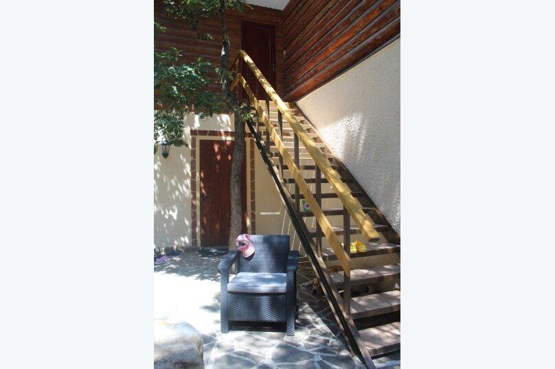 """Дом, 120 кв.м. на 4 человека, 1 спальня, ул. Солнечная,ТО """"Чайка"""", 1, Бетта - Фотография 33"""