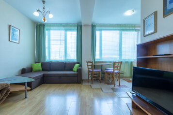 2-комн. квартира, 60 кв.м. на 5 человек, улица Новый Арбат, 10, метро Арбатская, Москва - Фотография 4