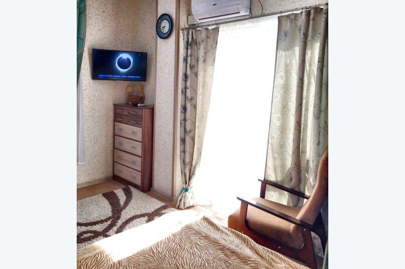 1-комн. квартира, 32 кв.м. на 4 человека, улица Тюльпанов, 3, Адлер - Фотография 13