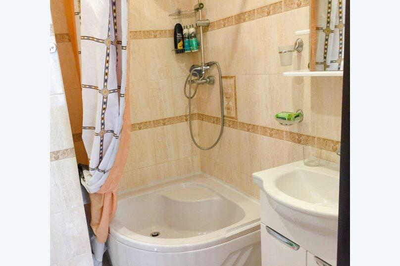 1-комн. квартира, 32 кв.м. на 4 человека, улица Тюльпанов, 3, Адлер - Фотография 15