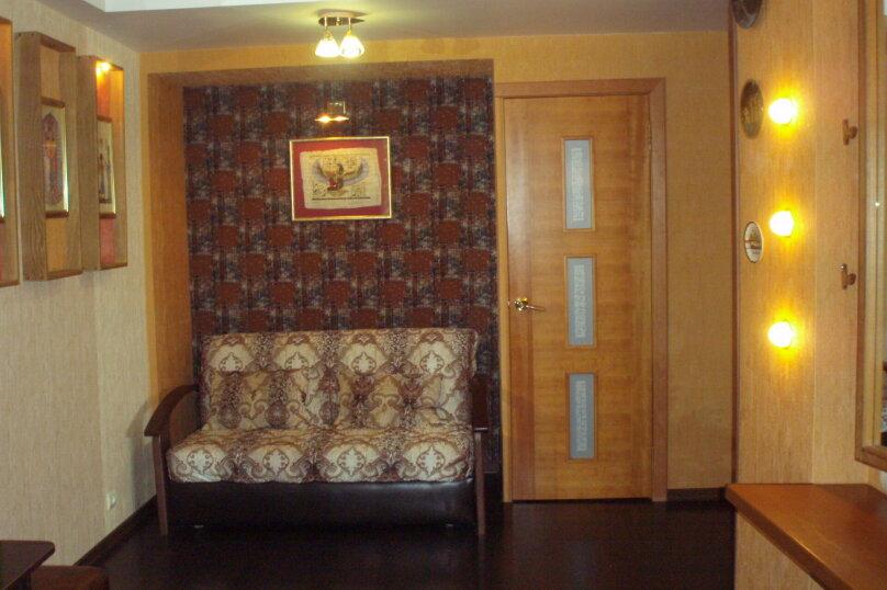 1-комн. квартира, 34 кв.м. на 3 человека, переулок Антона Глушко, 12, Таганрог - Фотография 4